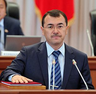 Кыргызстандын Түштүк Кореядагы элчичи болуп дайындалганКылычбек Султановдун архивдик сүрөтү