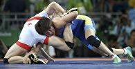 Борец из Кыгызстана в вольном стиле Айсулуу Тыныбекова на олимпийских играх в Рио-Де-Жанейро
