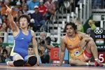 Олимпиада 2016. Вольная борьба. Женщины. Весовая категория до 58кг