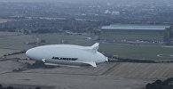 Тестовый полет самого большого воздушного судна