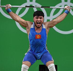 Олимпиада 2016. Тяжелая атлетика. Мужчины. 69 кг