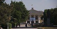 Кыргыз улуттук университети. Архив