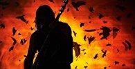 Бас-гитарист американской группы Metallica Роберт Трухильо. Архивное фото