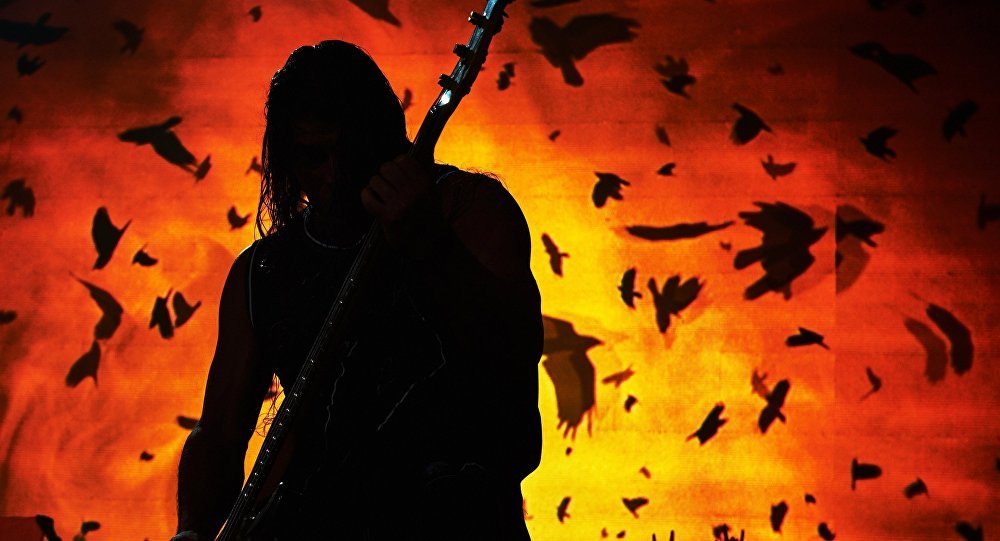 Metallica выпустит новый альбом впервый раз за8 лет