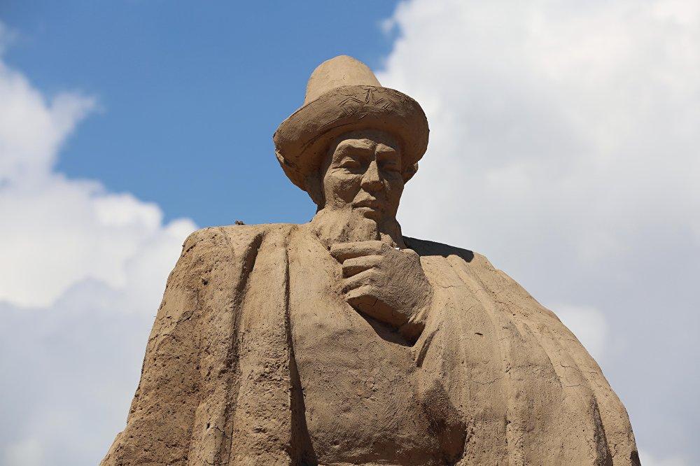 Международный фестиваль песчаных скульптур в Чолпон-Ате