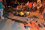 Бишкекте ишембиден жекшембиге караган түнү жол кырсыгы катталып, мотоциклдин айдоочусу каза болду.