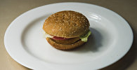 Гамбургер. Архивдик сүрөт