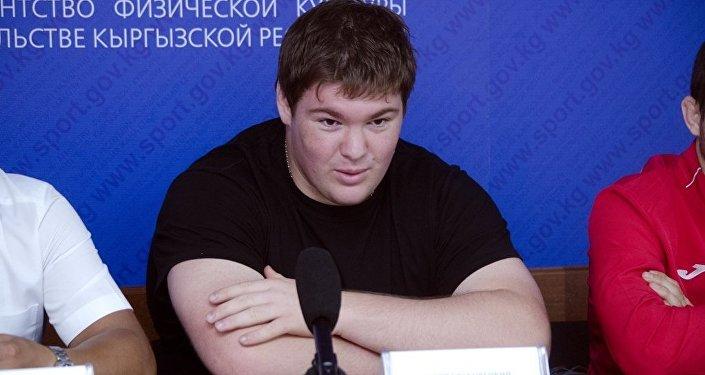 Дзюдочу Юрий Краковецкий