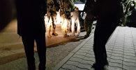 Солдаты Альфа на спецоперации в Бишкеке