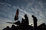 Сирияда согушкандар. Архивдик сүрөт