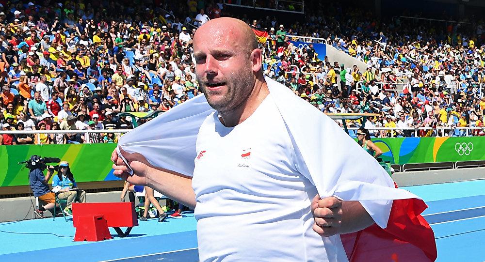 Спортсмен изПольши реализовал свою медаль ОИ, чтобы спасти ребенка