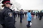 Сотрудник полиции Ванкувера. Архивное фото
