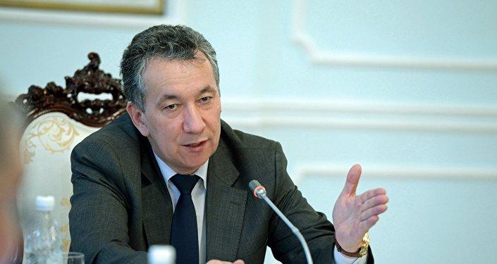 Руководитель аппарата президента Кыргызстана Фарид Ниязов