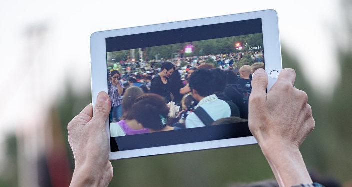 Фестиваль классической музыки проводится в Кыргызстане второй год подряд. Первый раз он состоялся в сентябре прошлого года