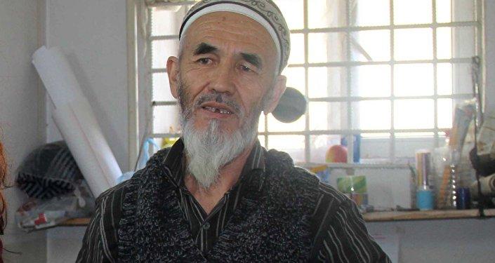 Өмүр бою түрмөгө кесилген Азимжан Аскаров. Архив