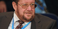 Архивное фото президента Института Ближнего Востока Евгения Сатановского