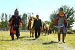 Кытайдан аттанган маданият жана шериктештик кербени