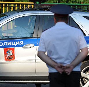 Москва полициясы. Архивдик сүрөт
