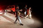 Афган полициясы. Архивдик сүрөт