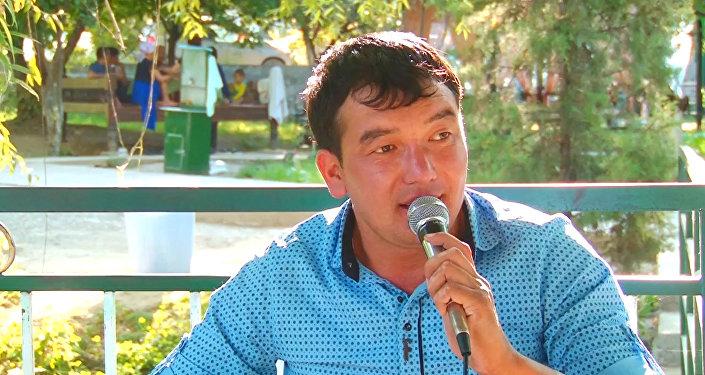 Тамада Эрнис Турганбаев