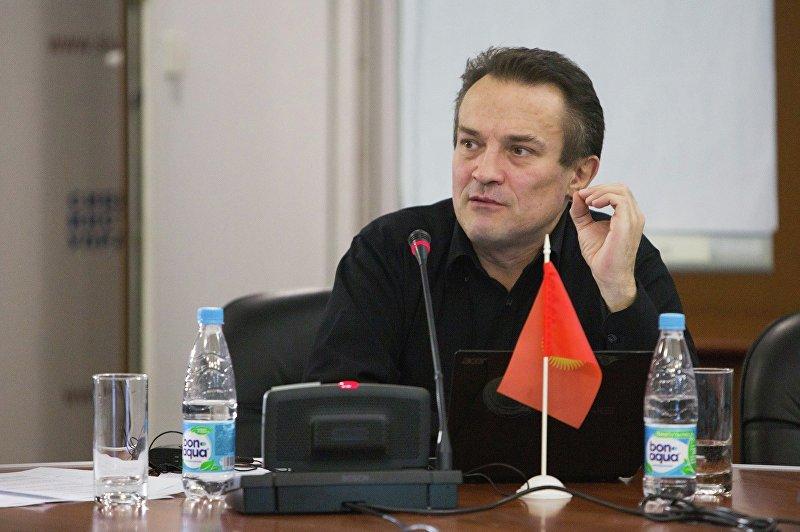 Генеральный директор аналитического центра Стратегия Восток-Запад, представитель российской Ассоциации приграничного сотрудничества в Кыргызстане Дмитрий Орлов