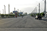 Балыкчы — Корумду жолунун архивдик сүрөтү