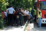 Москвадагы өрттөнгөн басмаканадагы жабыркаган кыргыздар