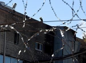 Москва: басмаканадагы кыргызстандыктардын өмүрүн алган өрт. Архив