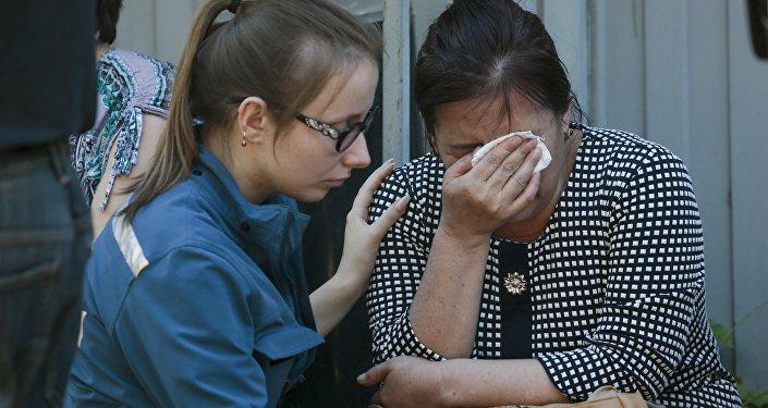 Москвада өмүрүн өрт алган кыз-келиндердин жакындарына жардам көрсөтүү