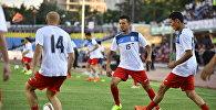 Кыргызстандын футбол курама командасы. Архив