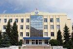Областной центр города Нарын. Архивное фото
