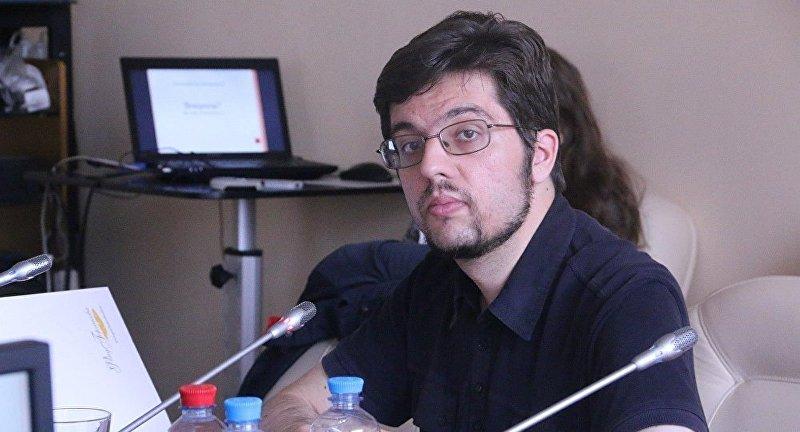 Глава Евразийского аналитического клуба (ЕАК) Никита Мендкович
