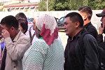 Спецборт с телами 14 кыргызстанок вылетел из Москвы