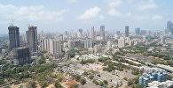 Вид на город Мумбаи. Архивное фото