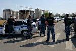 Live: последствия взрыве внутри посольства Китая в Бишкеке