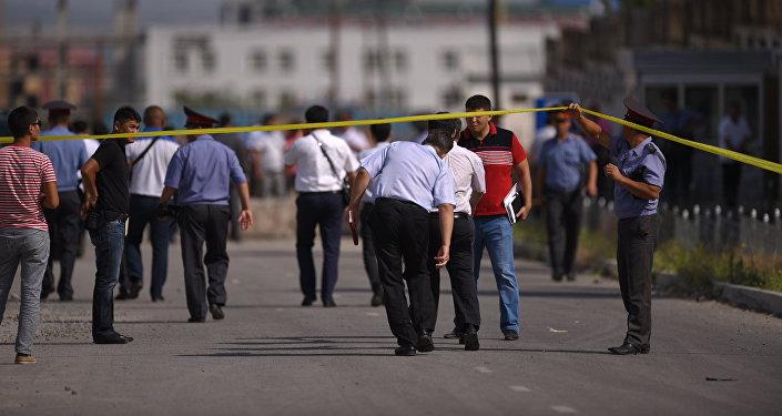 МИД Киргизии: Китайская республика будет проинформирована о изучении дела онападении напосольство