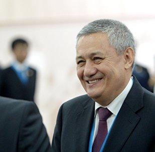 Министр финансов Республики Узбекистан Рустам Азимов. Архивное фото