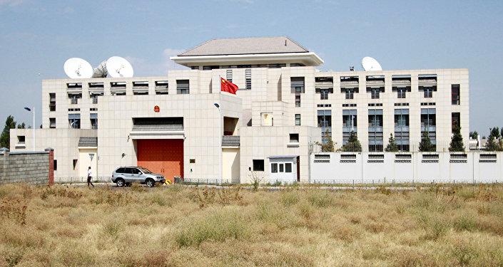 Кытай элчилиги. Архив