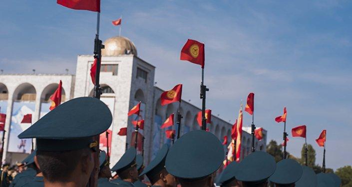 Аскердик парад. Архив