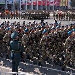 Майрамдык параддан Кыргызстандын бардык аскер бөлүктөрү өтүшөт