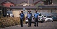Взрыв у здания китайского посольства в Бишкеке