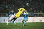 Кыргызстан — Казакстан беттешүүсү 2:0 эсебинде улуттук команданын жеңиши менен аяктады.