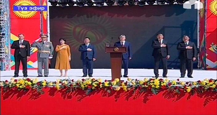Президент Киргизии отверг обвинения впопытке узурпации власти