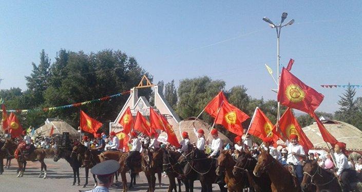 Замакима отметила, что прошли и другие мероприятия, в частности, конно-спортивные игры и выставка ремесленных изделий.