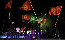 Праздничные мероприятия в честь Дня независимости Кыргызстана. Архивное фото