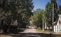 Населенный пункт. Архивное фото