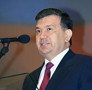 Премьер-министр Узбекистана Шавкат Мирзиеев. Архив
