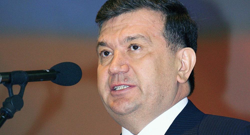 Премьер-министр Узбекистана Шавкат Мирзиеев. Архивное фото