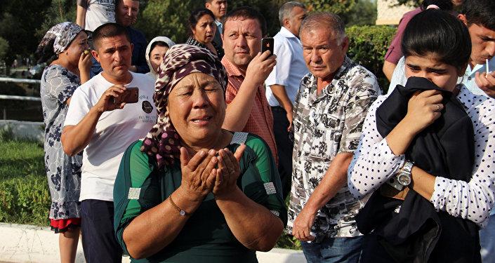 Бүгүн өзбек лидеринин сөөгү жерге берилет.