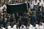 Церемония прощания с Каримовым: торжественный кортеж, молитва и слезы